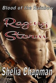Raging Storm A Story About Paranormal Romance By Shelia Chapman