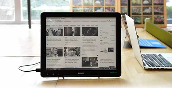 E Ink Monitor Dasung Paperlike Pro on Indiegogo