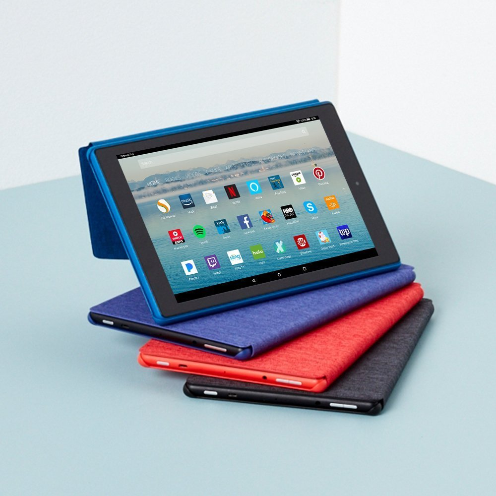 Complete Fire HD 10 Tablet Review and Video Walkthrough