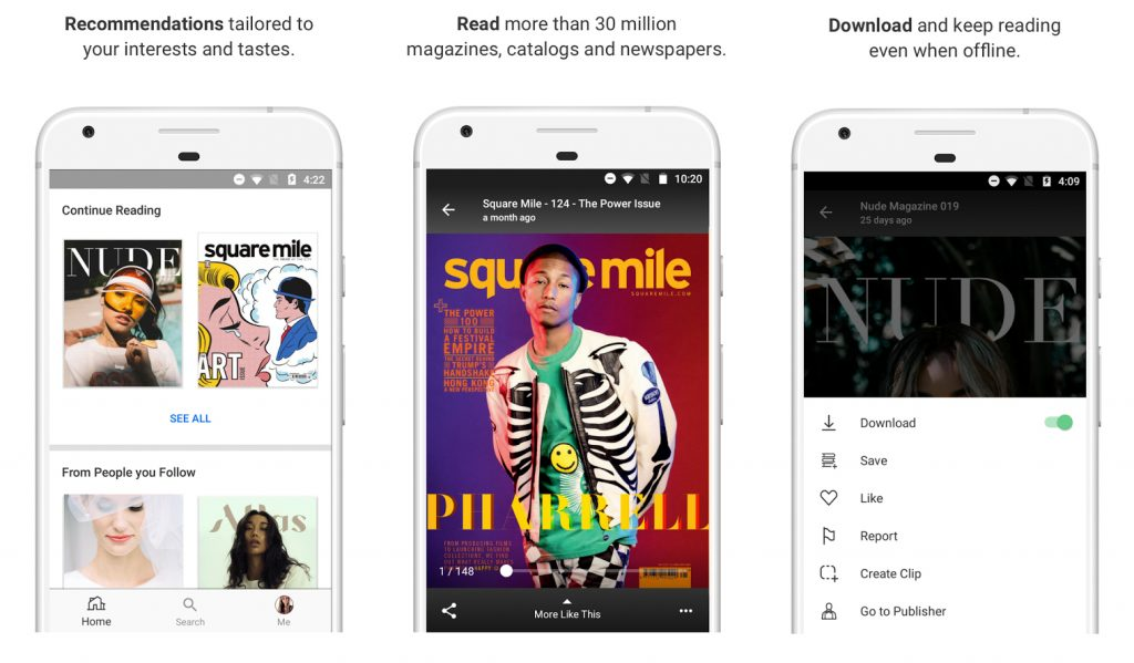 Issuu Unveils Paid Subscriptions