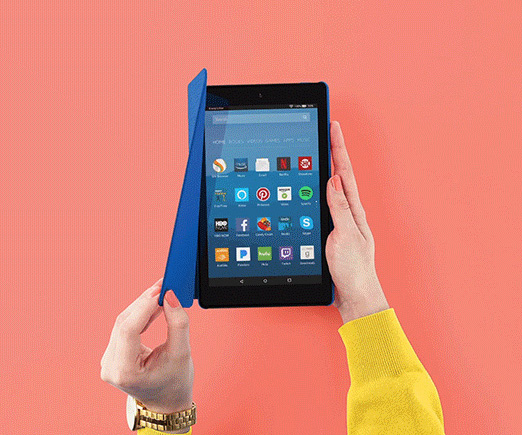 Top 50 Kindle Fire Tablet accessories ideal for Amazon Tablets!