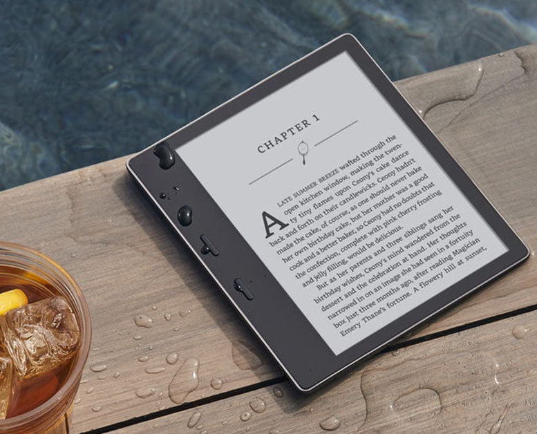 Is it worth the price? Read Full Amazon's Kindle Oasis 6 Review!