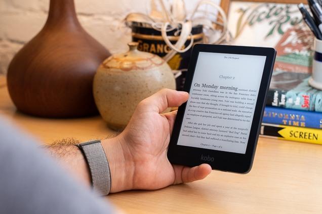 A Review of Kobo Clara HD e-Reader