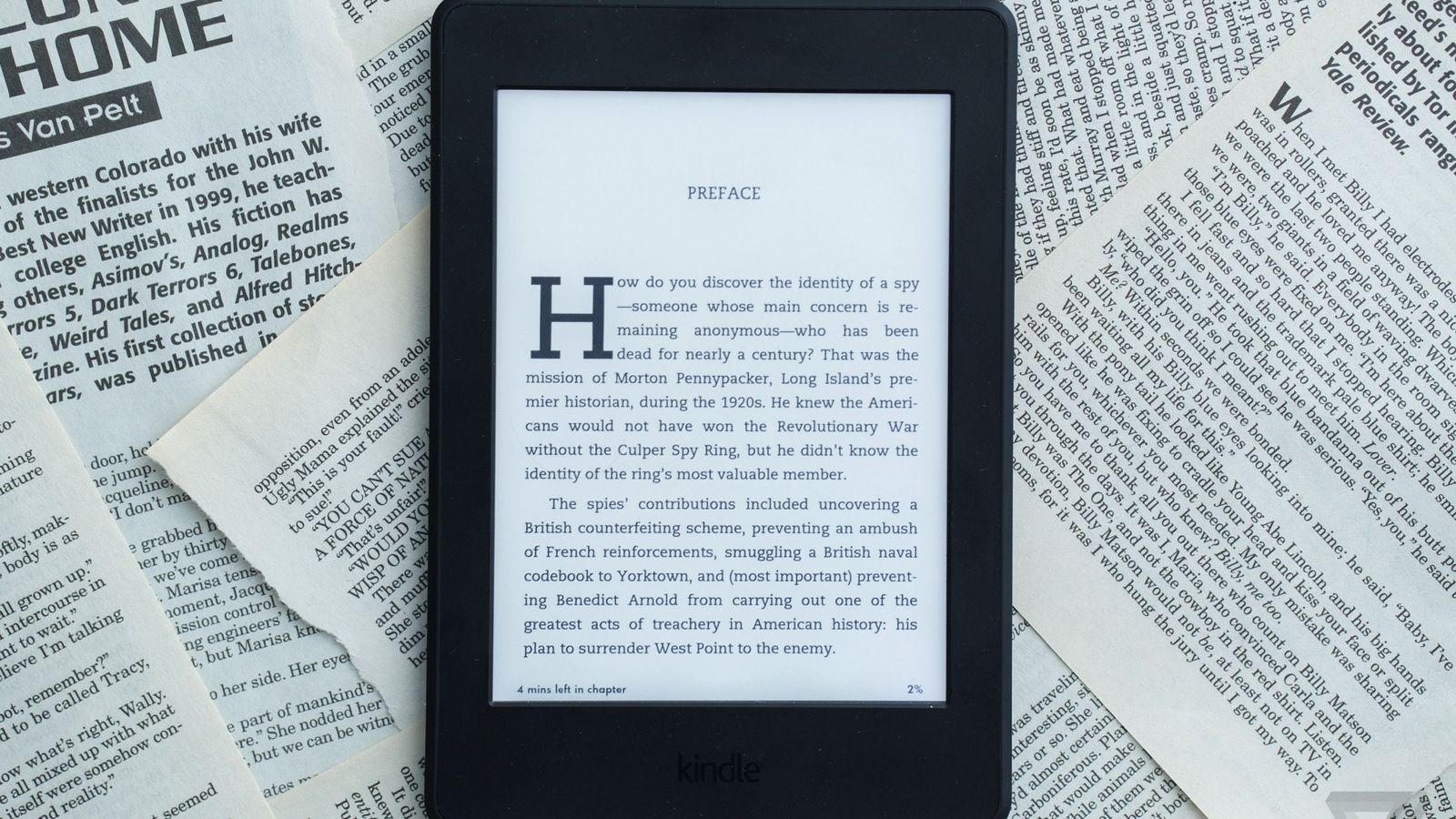 The Premium eReaders brought only for you!